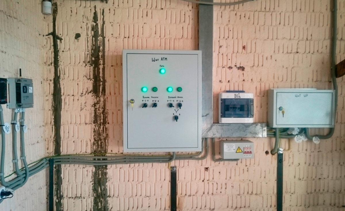 Разработка проектов сетей электроснабжения