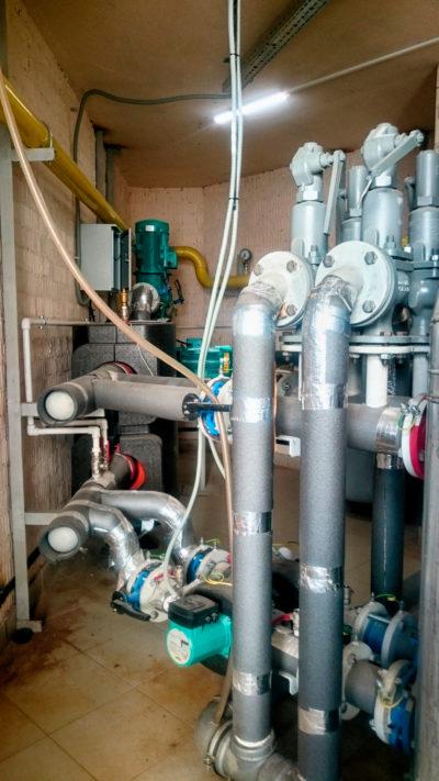 Подключение газа в Пскове